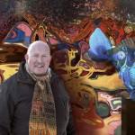 surrealisme Willem den Broeder with some works