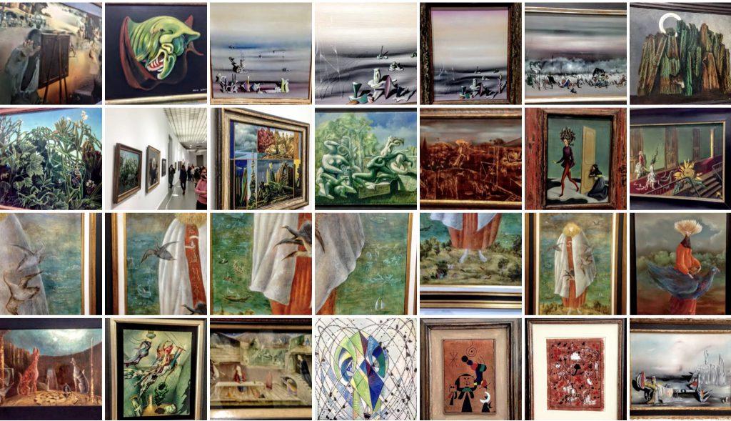Mijn bezoek aan Gek van Surrealisme