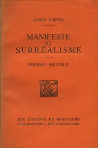 Surrealisme.nl surrealistisch manifest